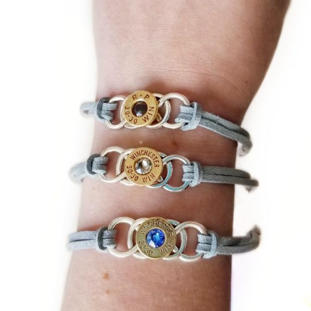Infinity Bullet Bracelet