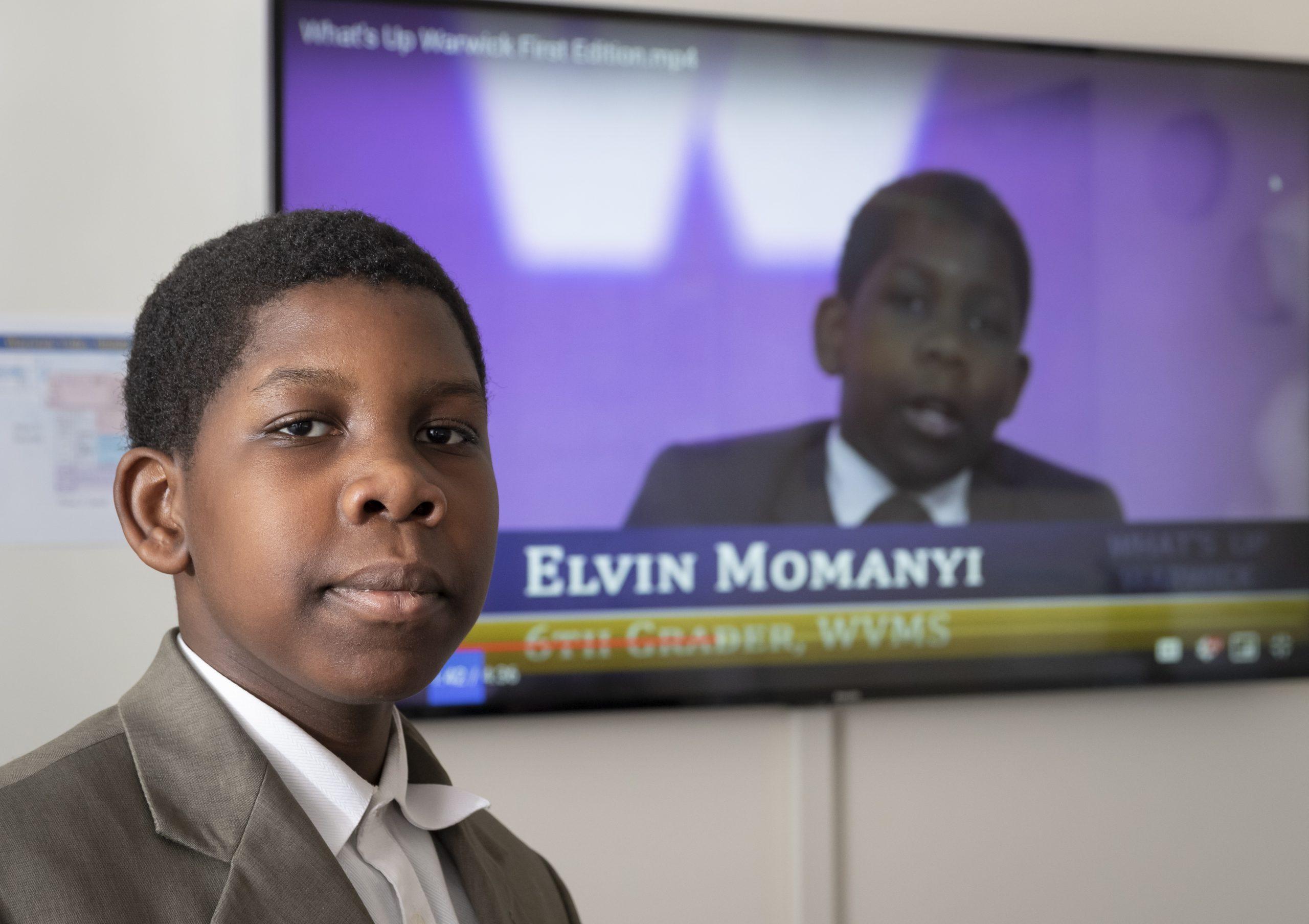 Elvin Momanyi