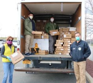 Milmar Food Donation