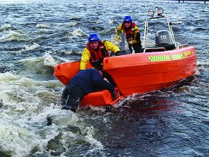 water rescue