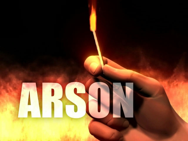 Six People Indicted For Arson