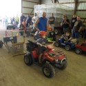 Meade County Fair Children Mini-Truck Pull