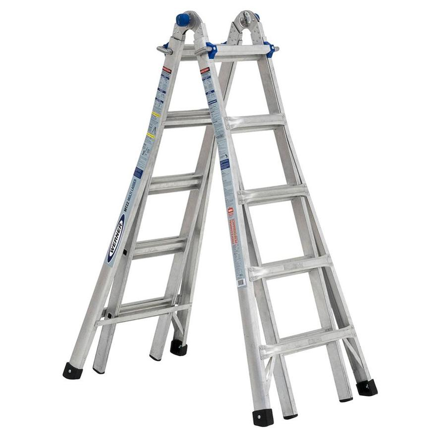 Werner Recall Ladders