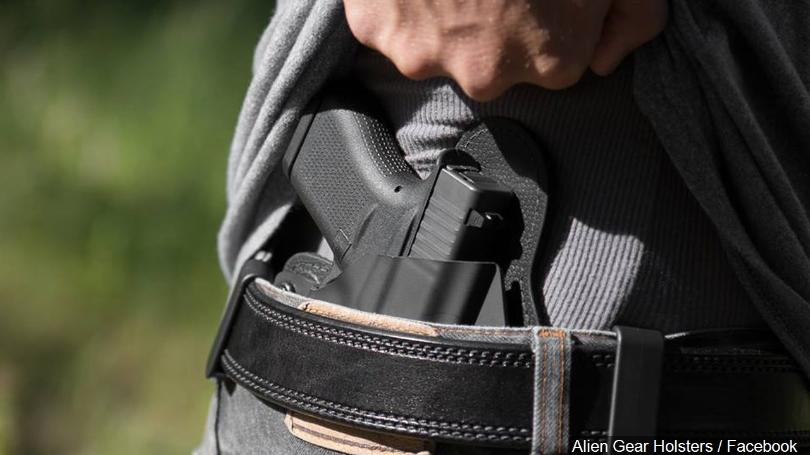Senate Passes Concealed Carry Bill