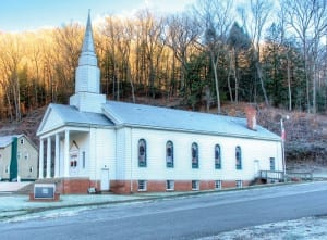 The Coalwood Community Church