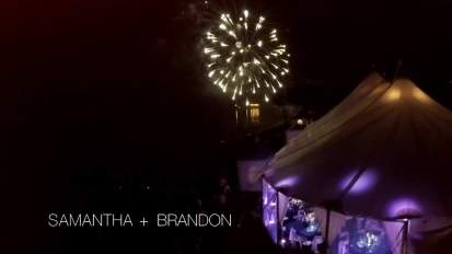 Samantha + Brandon