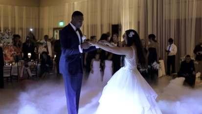 Brittany + Kevin   A WVU Alumni Wedding   WV Wedding Video