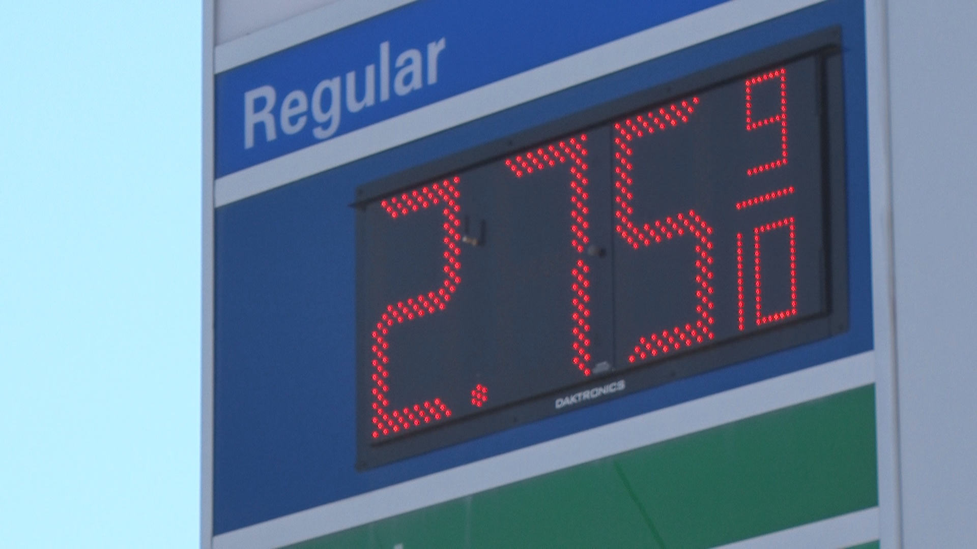 Gas Prices In West Virginia >> Gas Prices On The Rise In West Virginia