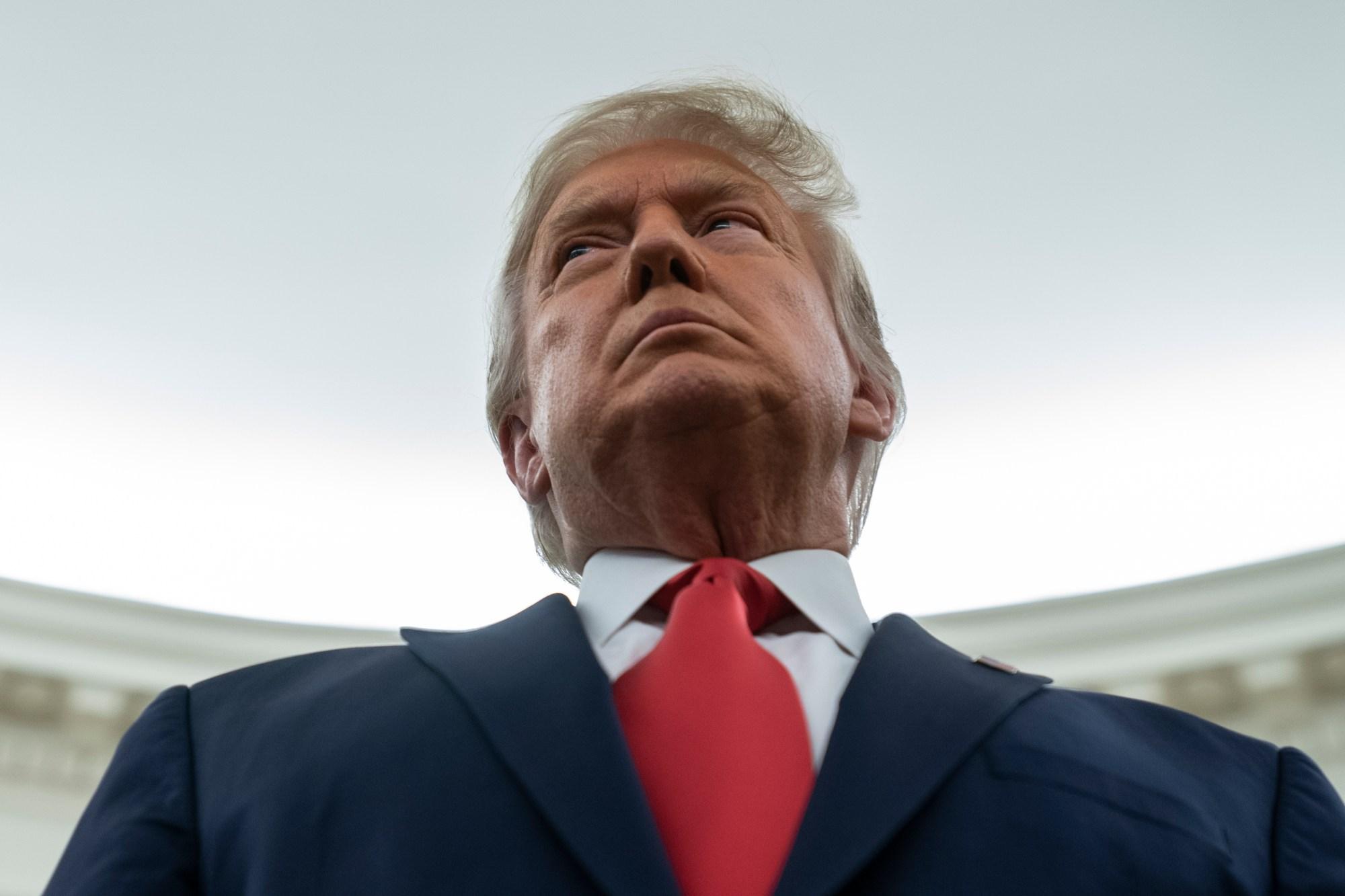 Donald Trump, Lou Holtz