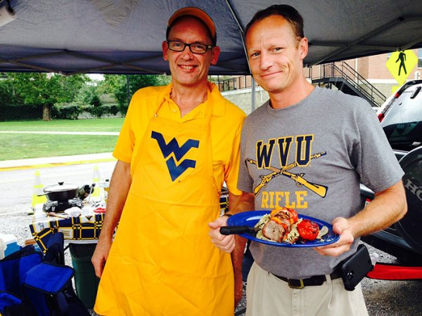 First tailgate of the season scores high marks