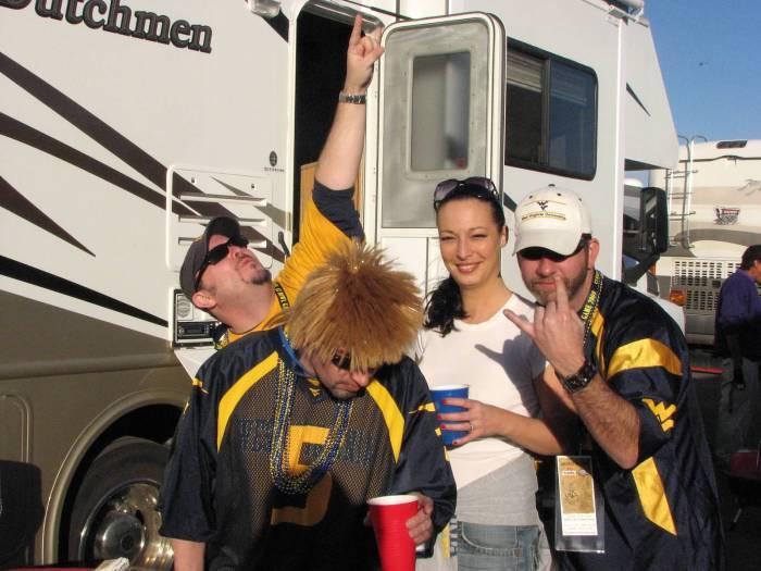 WVU Fiesta Bowl 2008 049