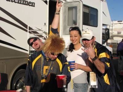 WVU Fiesta Bowl 2008 050