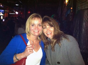 Jill and I at the Thirsty Nickel