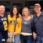 Livin' the 'suite' life rooting for the Mountaineers