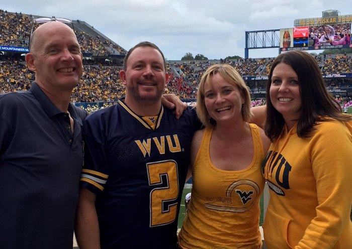 Dave, Doug, Andy and Melissa