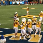 Mountaineers snuff out Flames, 41-17