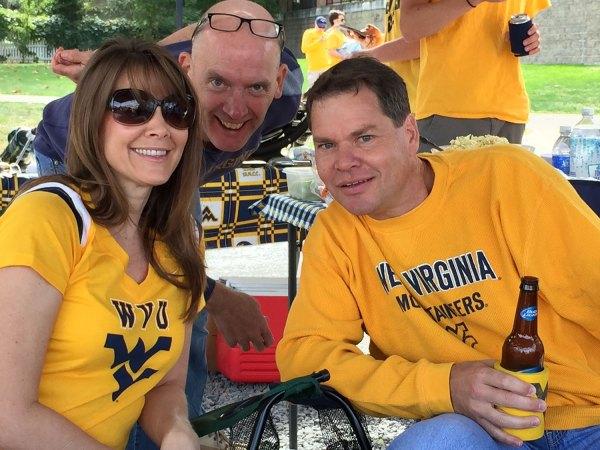 Jill, Dave and Steve