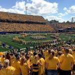 Here's Why WVU Should Be No. 1 in Best School Spirit