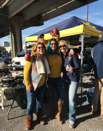 Mountaineer Nation enjoys perfect game day