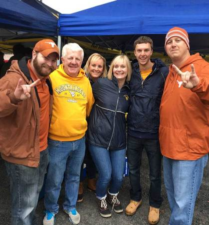 Last home tailgate of the season scores big