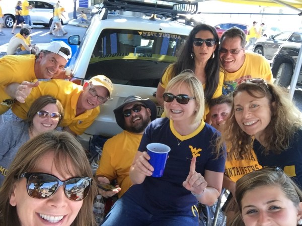 Magical game day draws fans from near and far