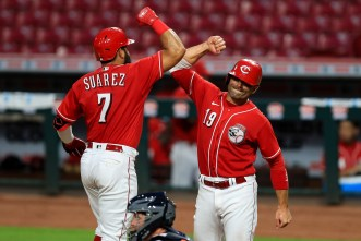 Though Season Is Short, Optimism High For Reds | WVXU