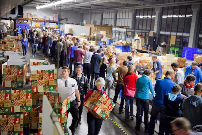 Kerstpakkettenactie zoekt Zwolse hulp