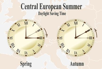 Handig om te weten wanneer de Wintertijd ingaat…. in de nacht van 26 op 27 oktober gaat de tijd om 03.00 de tijd een uurtje achteruit