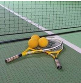 Dynamic Tennis - Wel zin om weer eens te tennissen, maar niet meer met zo'n zwaar racket en zo'n harde bal? @ Sporthal Zwolle Zuid
