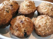 weight watchers blueberry muffins recipe