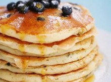 weight watchers blueberry pancakes recipe