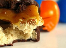 Weight Watchers Snickers Candy Bar recipe