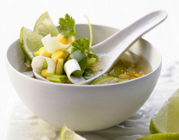 Weight Watchers Corn Chowder recipe