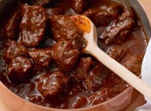 Weight Watchers Beef Goulash recipe
