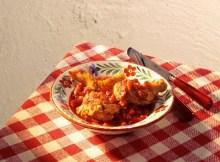 Weight Watchers chicken goulash recipe
