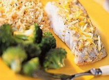 Weight Watchers Lemon Baked Fish recipe