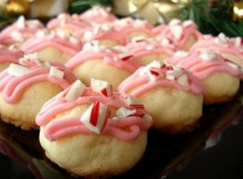 weight watchers peppermint meltaway cookies recipe
