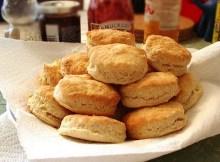 Weight Watchers Buttermilk Biscuits recipe