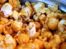 Weight Watchers Caramel Popcorn recipe