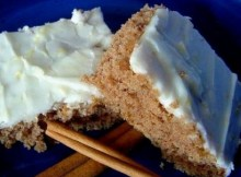 weight watchers colonial spice bars recipe