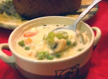 weight watchers creamy vegetable chowder recipe
