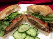 weight watchers low fat hamburgers recipe