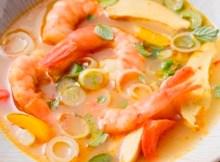 weight watchers thai prawn soup recipe