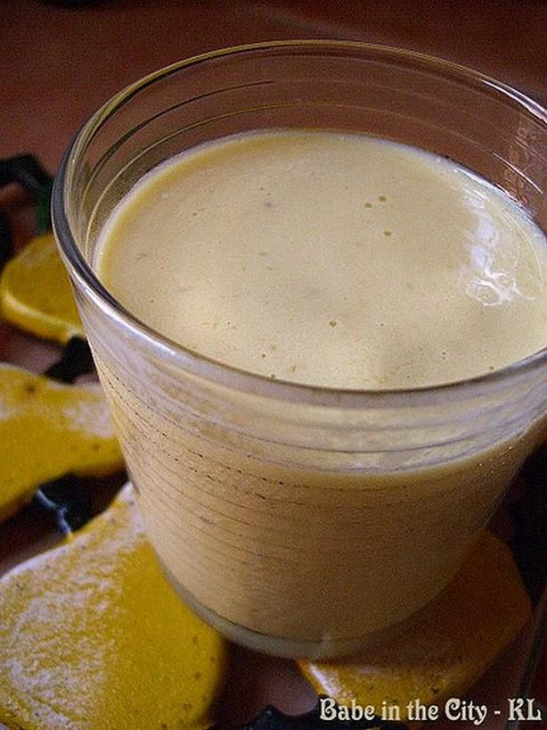 weight watchers thick banana smoothie recipe photo