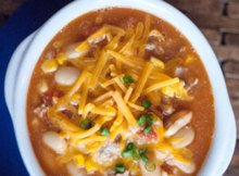 Weight Watchers White Bean Chili Recipe