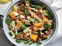 Weight Watchers Watercress Beet Salad with Fig Vinaigrette Recipe