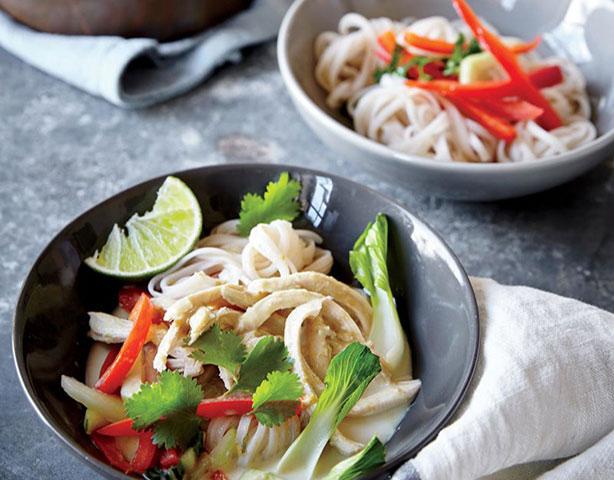 Weight Watchers Thai Green Curry Chicken Recipe