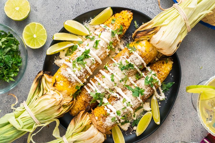 Mexican Street Corn – Elote
