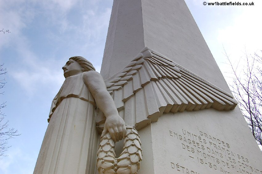 The French Memorial at Mont Kemmel