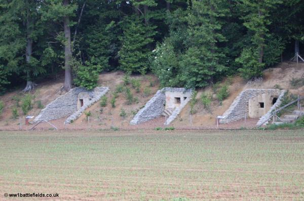 The Lettenberg bunkers